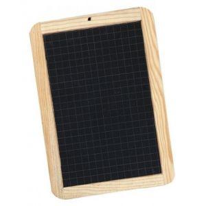 Pizarra negra giotto marco madera 18x26cm