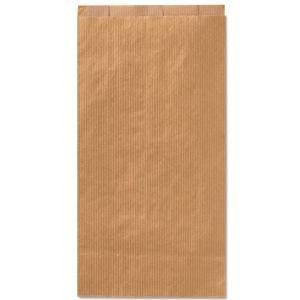 Paq/100 sobre bolsa papel kraft color oro 28x14x5cm