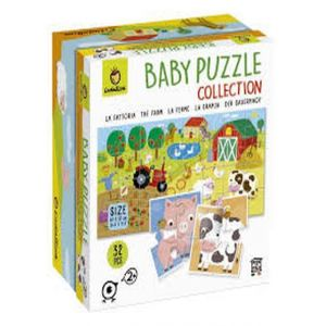 BABY PUZZLE COLLECTION GRANJA  32PCS