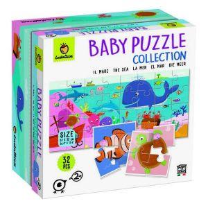 Baby puzle el mar 32 piezas