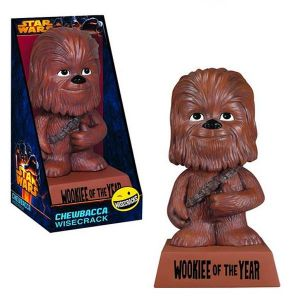 CHEWBACCA WOOKIE OF THE YEAR CABEN 18 CM