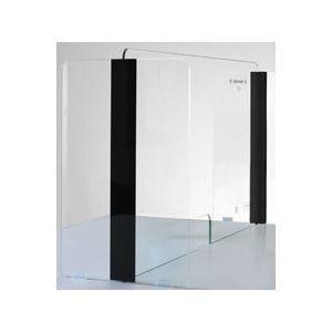 Mampara de proteccion de mostrador 750x850mm cristal templado