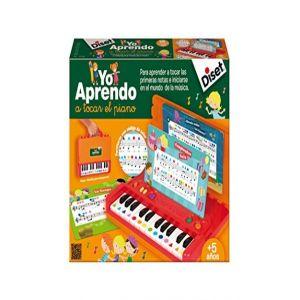 Juego educativo yo aprendo a tocar el piano