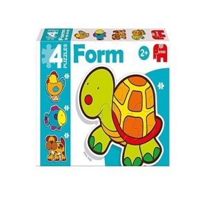 PUZZLE FORM BABY TORTUGA