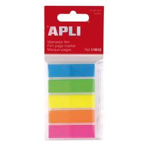 Índices autoadhesivos colores surtidos flúor Apli
