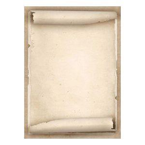 P/20 hojas papel pergamino color hueso A4 90g DecaDry Apli