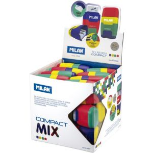 CUBO EXPOSITOR 24 AFILABORRAS COMPACT MIX