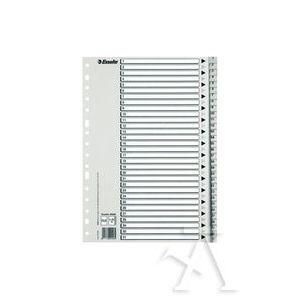 Bolsa indices numericos 1-31 folio multitaladro polipropileno 125 micras