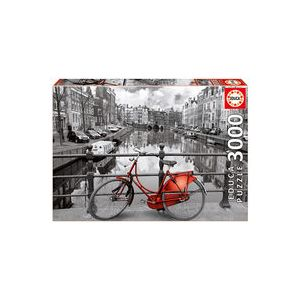 Puzzle educa 3000 piezas genuine amsterdam