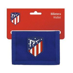 BILLETERA ATLETICO DE MADRID NEPTUNO 12,5x9,5cm