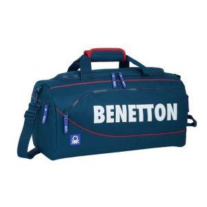 Bolsa Deporte BENETTON NAVY 50x25x25cm