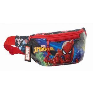 Riñonera SPIDERMAN GO HERO 23x12x9cm