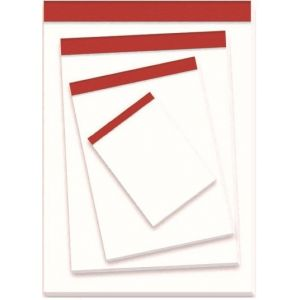 Paq/10 bloc notas sin tapa 4º 80h 60g liso pacsa