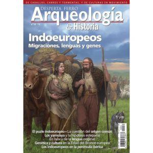 INDOEUROPEOS MIGRACIONES LENGUA Y GENES N:33