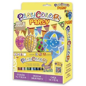 Kit manualidades playcolor pack party