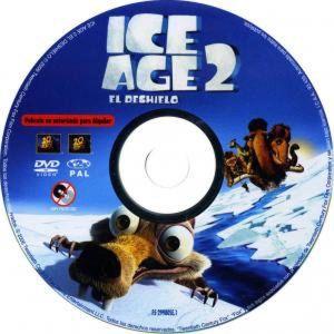 Dvd ice age 3, el origen de los dinosaurios
