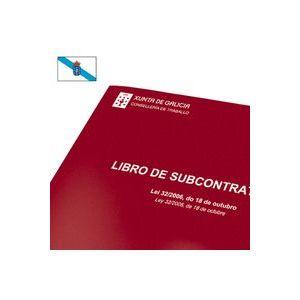 (gal) libro subcontratacion a4 apaisado 10h autocopiativo gallego