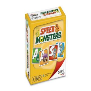 SPEED MONSTERS