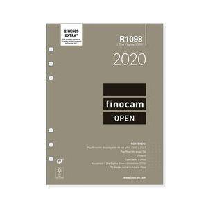 RECAMBIO ANUAL AGENDA 1000 2020 DIA PAGINA R1098