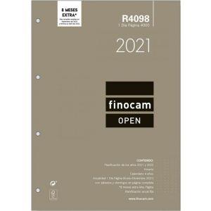 RECAMBIO AGENDA 2021 R4098 DIA PAGINA 21X29,7CM