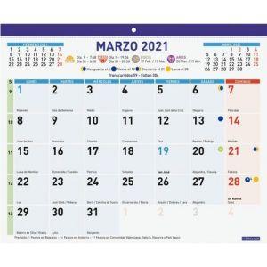 FALDILLA F43 2021 CASTELLANO 300X247MM PARA ESCRIBIR