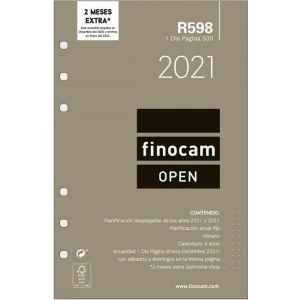 RECAMBIO AGENDA 2021 R598 DIA PAGINA 11,7X18,1CM