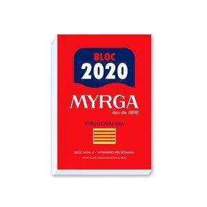 (CAT) BLOQUE Nº6 AÑO 2021 8,3X12 736 PAGINAS CATALAN MYRGA