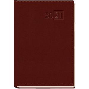 Agenda anual 2020 zahara habana 16,5x24cm dia pagina tapa polipiel