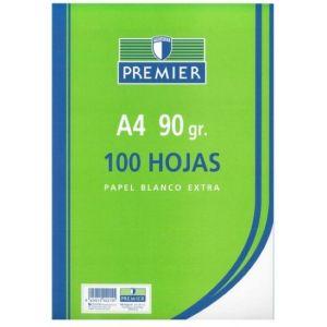 Paquete a4 100h 90g liso premier