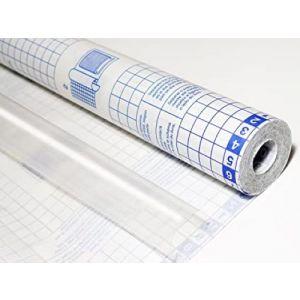 Rollo forro autoadhesivo 0,45x20m transparente 50 micras