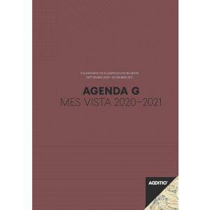 AGENDA G MES VISTA 2020-2021 16 MESES