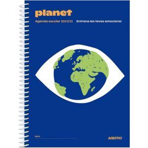 (C) AGENDA ESCOLAR PLANET 2021/22
