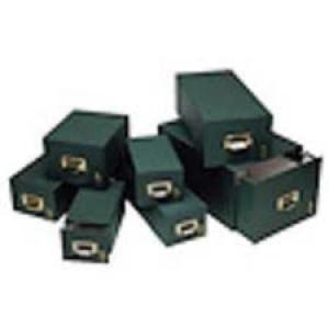 Fichero carton 1000f nº1 65x95 verde