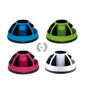 Organizador de mesa piramidal colores surtidos