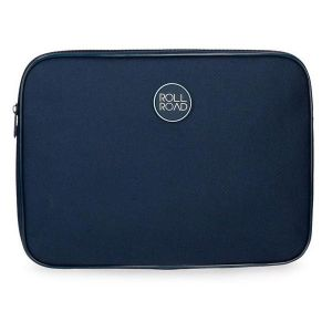 Funda para tablet roll road azul marino