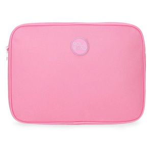 Funda para tablet roll road rosa