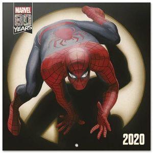 Calendario 2020 30 x 30 marvel comics
