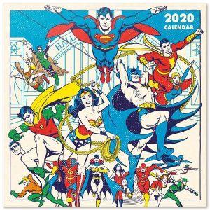 Calendario 2020 30 x 30 dc originals