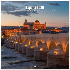 Calendario 2020 30 x 30 espaÑa
