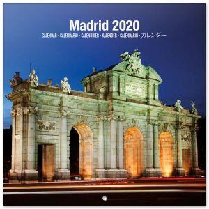 Calendario 2020 30 x 30 madrid