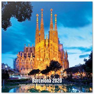 Calendario 2020 30 x 30 barcelona