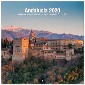 Calendario 2020 30 x 30 andalucia