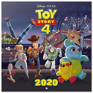 Calendario 2020 30 x 30 toy story