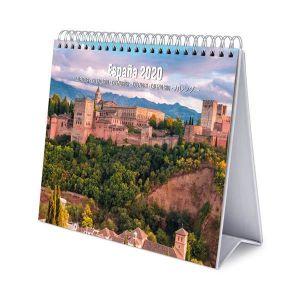 Calendario de escritorio deluxe 2020 espaÑa