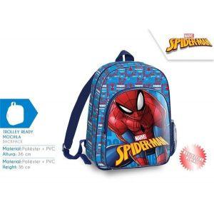 Mochila 36 cm spiderman