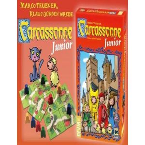 CARCASSONNE JUNIOR (BGJCARCAS)