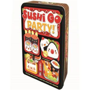 SUSHI GO! PARTY - JUEGO CARTAS DE ESTRATEGIA Y PROBABILIDAD