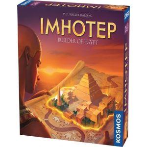 IMHOTEP EL CONSTRUTOR DE EGIPTO