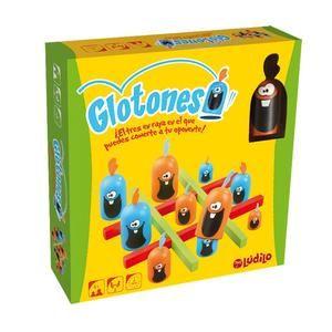 GLOTONES (80401)