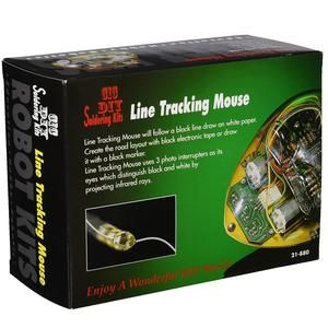 KIT ROBOT LINE TRAKING MOUSE (C9801)